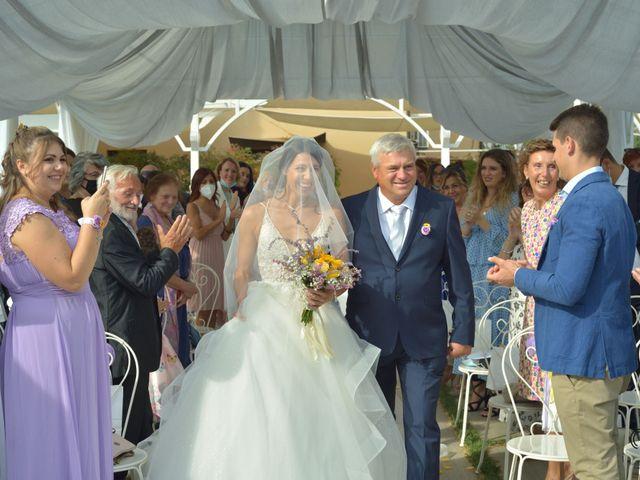 Il matrimonio di Matteo e Erica a Pontenure, Piacenza 41