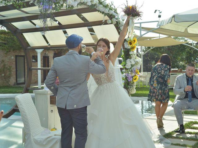 Il matrimonio di Matteo e Erica a Pontenure, Piacenza 43
