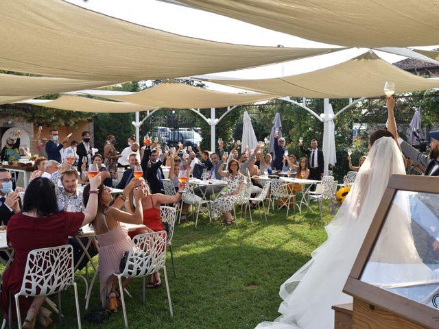 Il matrimonio di Matteo e Erica a Pontenure, Piacenza 56