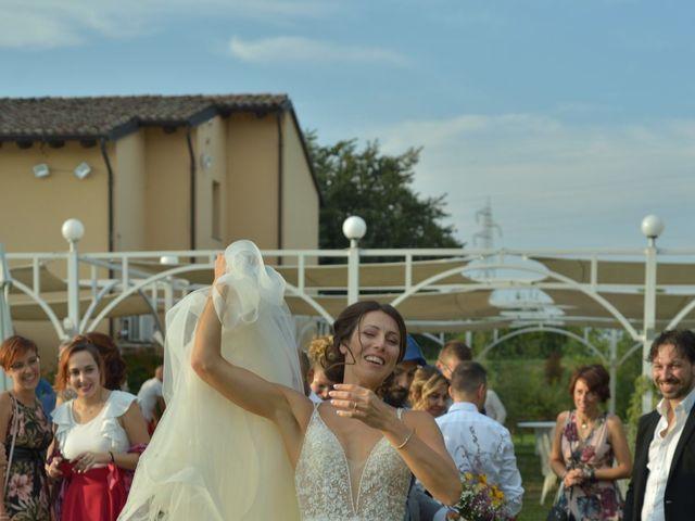 Il matrimonio di Matteo e Erica a Pontenure, Piacenza 58