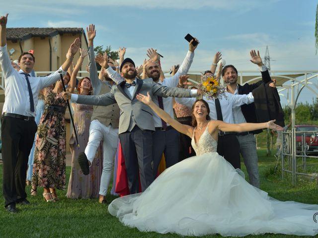 Il matrimonio di Matteo e Erica a Pontenure, Piacenza 59
