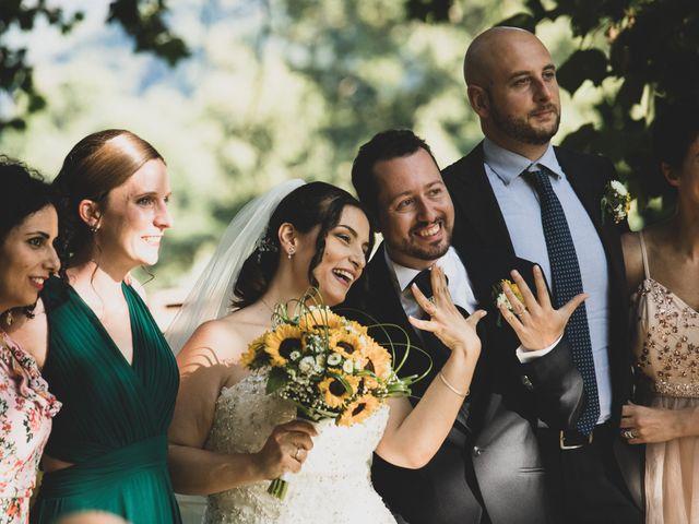 Il matrimonio di Paolo e Serena a Bracciano, Roma 2