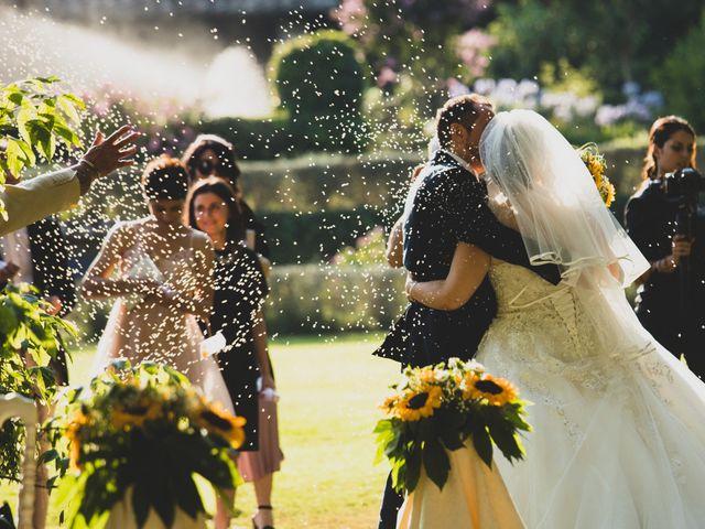 Il matrimonio di Paolo e Serena a Bracciano, Roma 3