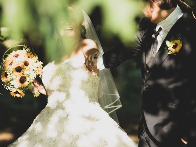 Il matrimonio di Paolo e Serena a Bracciano, Roma 4