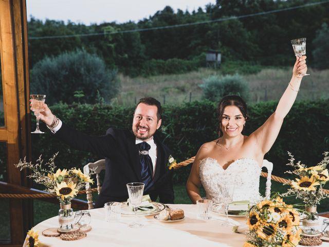 Il matrimonio di Paolo e Serena a Bracciano, Roma 8