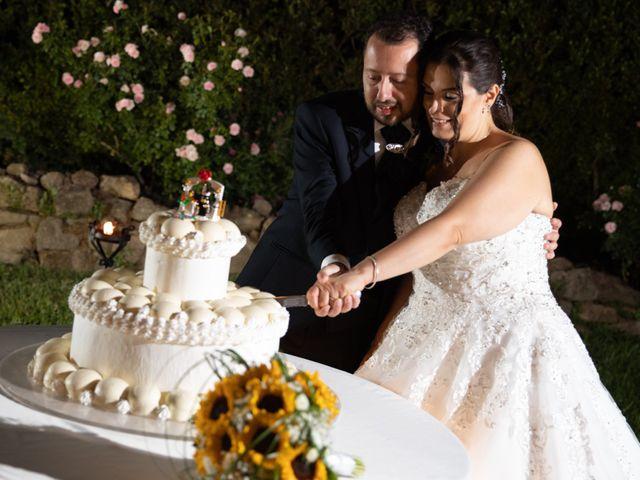 Il matrimonio di Paolo e Serena a Bracciano, Roma 10