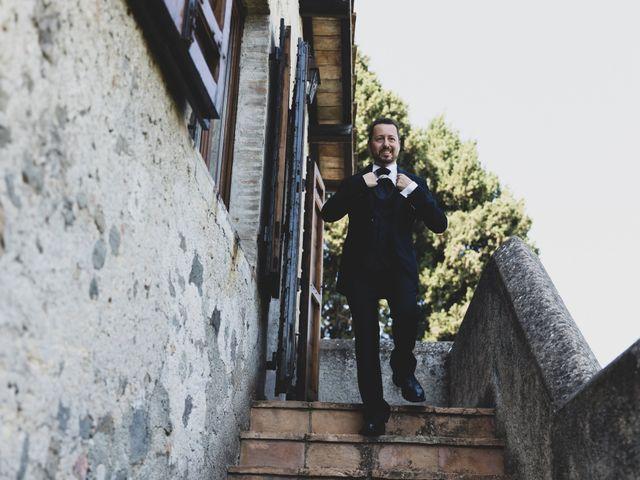 Il matrimonio di Paolo e Serena a Bracciano, Roma 14