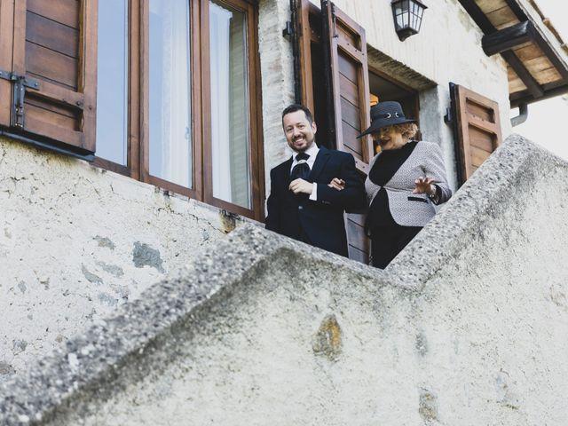 Il matrimonio di Paolo e Serena a Bracciano, Roma 15