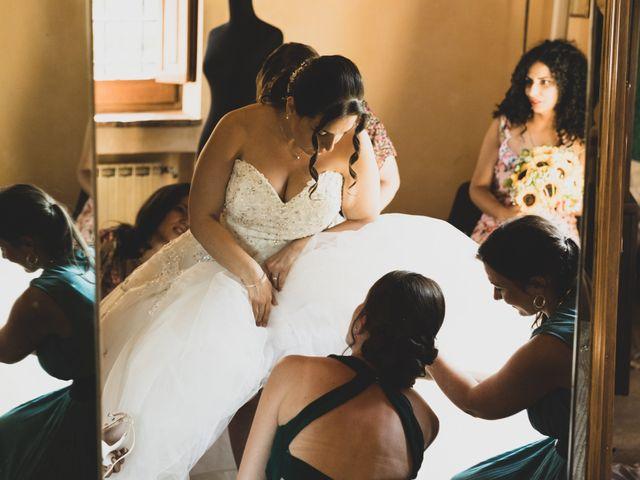 Il matrimonio di Paolo e Serena a Bracciano, Roma 19