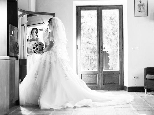 Il matrimonio di Paolo e Serena a Bracciano, Roma 20