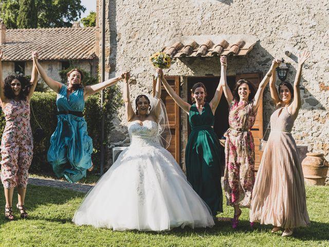 Il matrimonio di Paolo e Serena a Bracciano, Roma 21