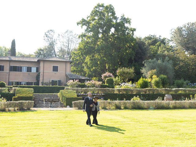 Il matrimonio di Paolo e Serena a Bracciano, Roma 22