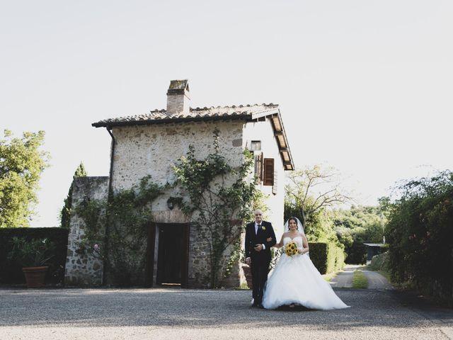 Il matrimonio di Paolo e Serena a Bracciano, Roma 23