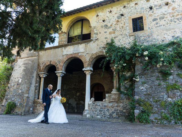 Il matrimonio di Paolo e Serena a Bracciano, Roma 24