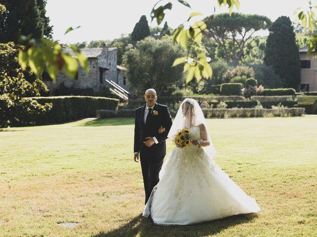 Il matrimonio di Paolo e Serena a Bracciano, Roma 25