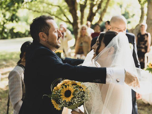Il matrimonio di Paolo e Serena a Bracciano, Roma 26