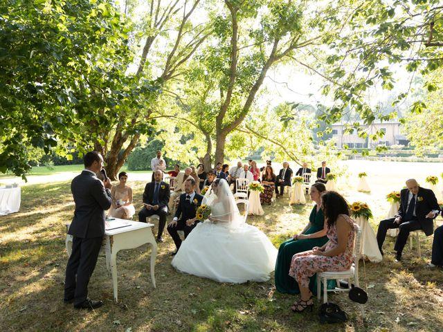 Il matrimonio di Paolo e Serena a Bracciano, Roma 27