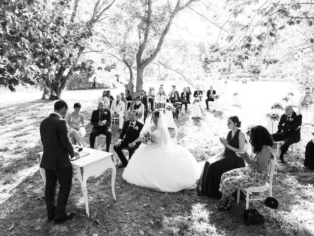 Il matrimonio di Paolo e Serena a Bracciano, Roma 28