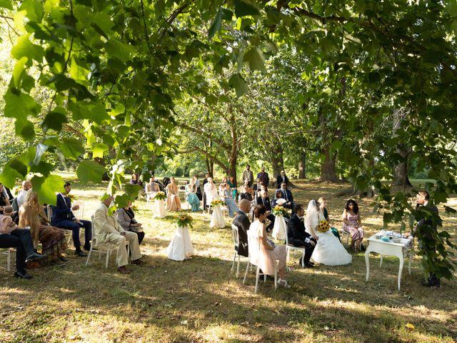 Il matrimonio di Paolo e Serena a Bracciano, Roma 29