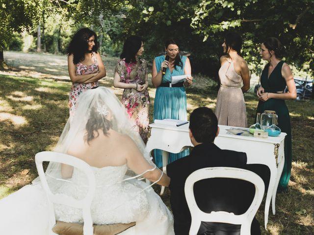 Il matrimonio di Paolo e Serena a Bracciano, Roma 30