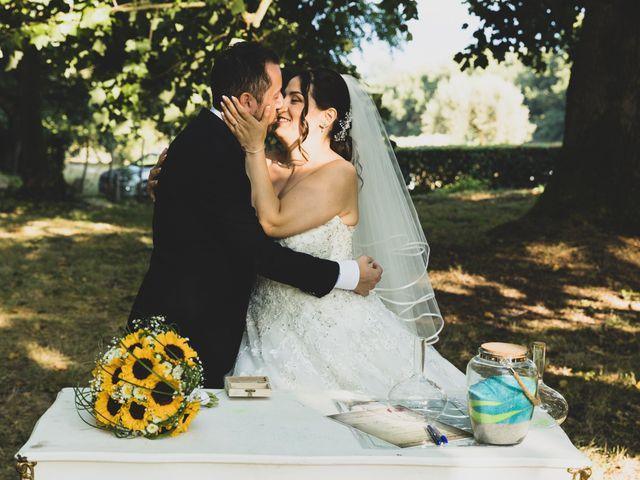 Il matrimonio di Paolo e Serena a Bracciano, Roma 33