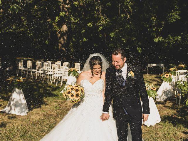 Il matrimonio di Paolo e Serena a Bracciano, Roma 34