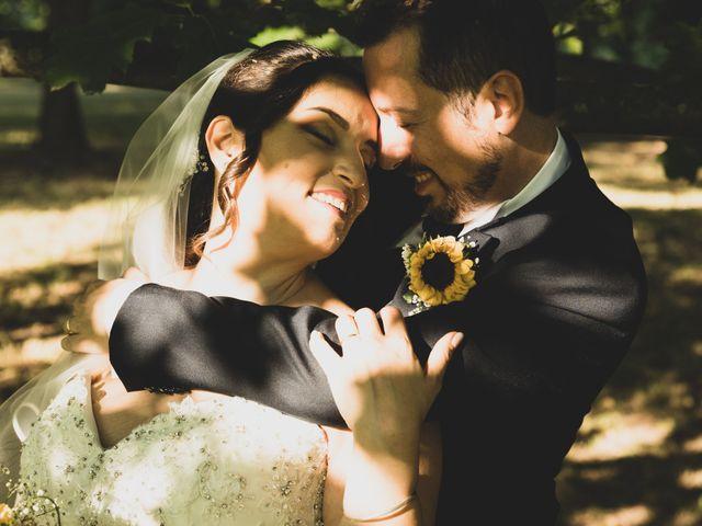 Il matrimonio di Paolo e Serena a Bracciano, Roma 35