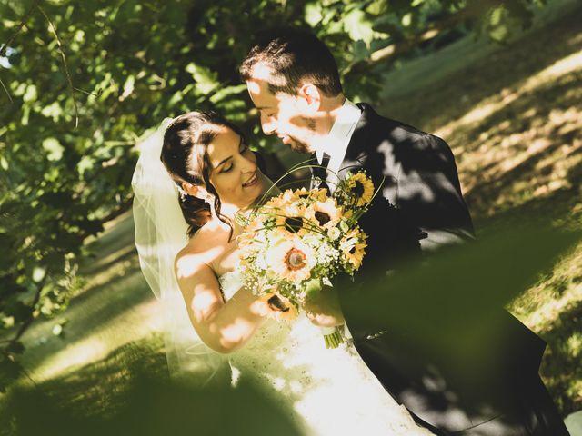 Il matrimonio di Paolo e Serena a Bracciano, Roma 37