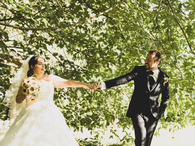 Il matrimonio di Paolo e Serena a Bracciano, Roma 39