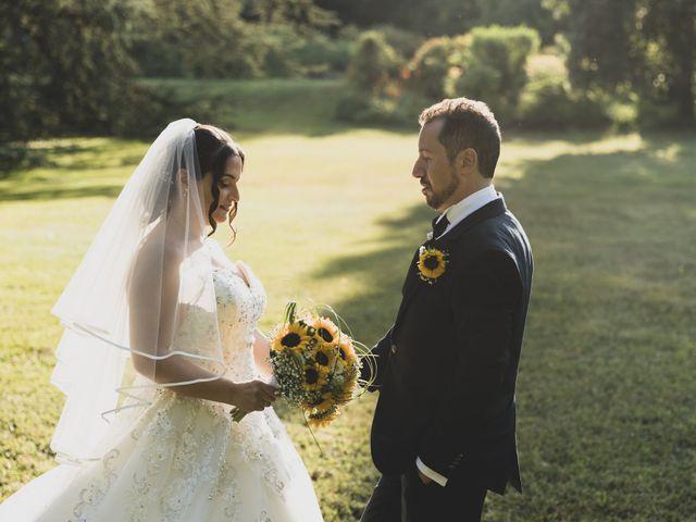 Il matrimonio di Paolo e Serena a Bracciano, Roma 41