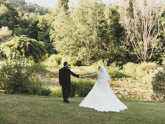 Il matrimonio di Paolo e Serena a Bracciano, Roma 44