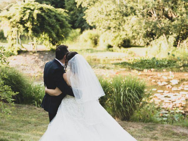 Il matrimonio di Paolo e Serena a Bracciano, Roma 45