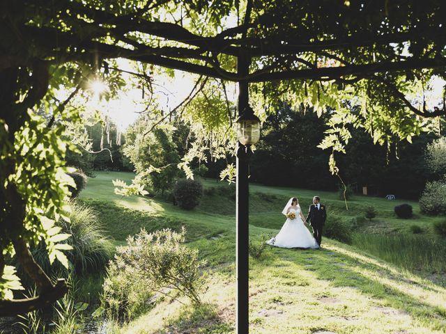 Il matrimonio di Paolo e Serena a Bracciano, Roma 46
