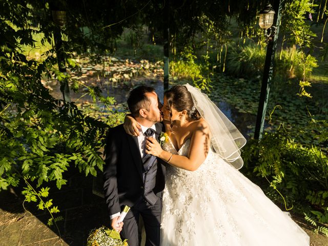 Il matrimonio di Paolo e Serena a Bracciano, Roma 48