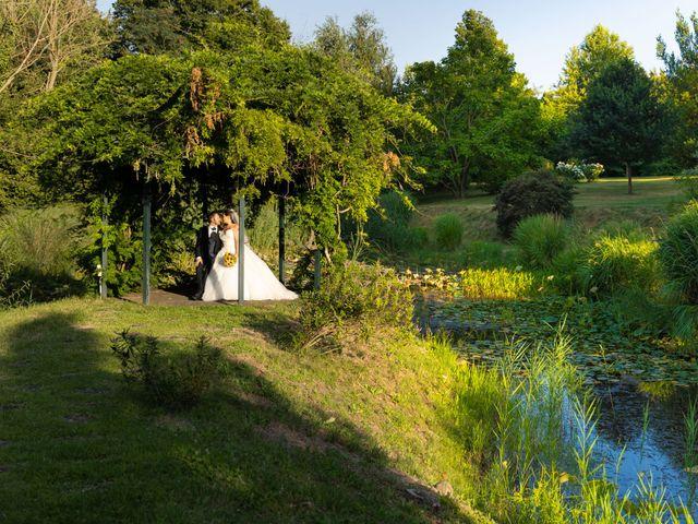 Il matrimonio di Paolo e Serena a Bracciano, Roma 50