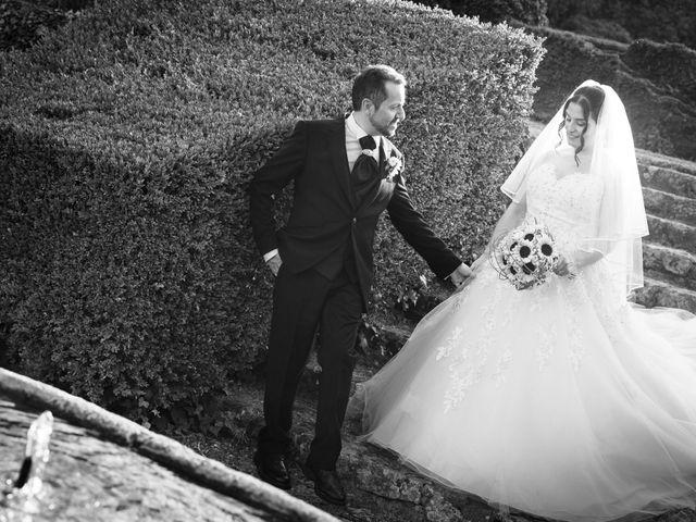 Il matrimonio di Paolo e Serena a Bracciano, Roma 55