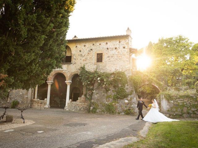 Il matrimonio di Paolo e Serena a Bracciano, Roma 58