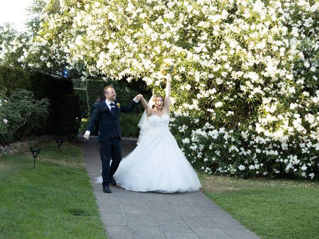 Il matrimonio di Paolo e Serena a Bracciano, Roma 59