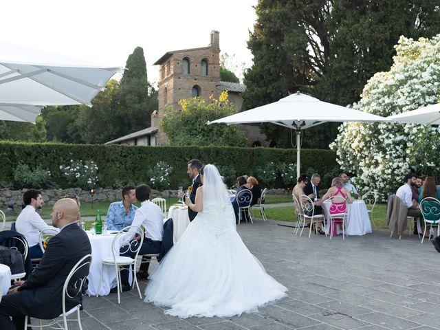 Il matrimonio di Paolo e Serena a Bracciano, Roma 62