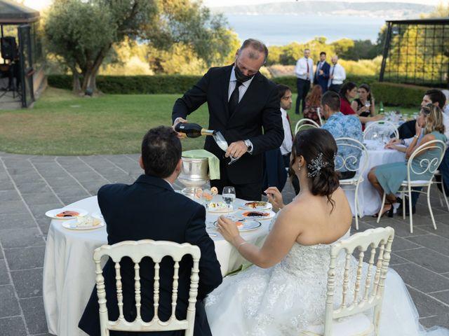 Il matrimonio di Paolo e Serena a Bracciano, Roma 63