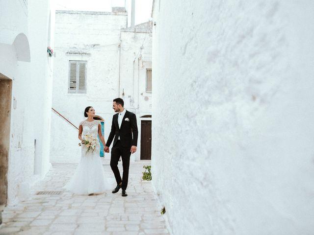 Le nozze di Marco e Simona