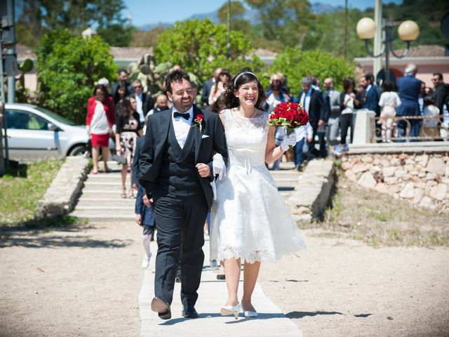 Il matrimonio di Gianfranco e Tania a Bari Sardo, Nuoro 1