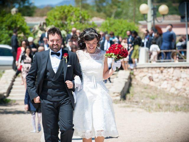 Il matrimonio di Gianfranco e Tania a Bari Sardo, Nuoro 2