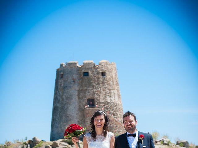Il matrimonio di Gianfranco e Tania a Bari Sardo, Nuoro 3