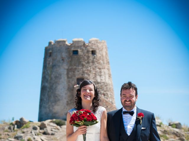 Il matrimonio di Gianfranco e Tania a Bari Sardo, Nuoro 4