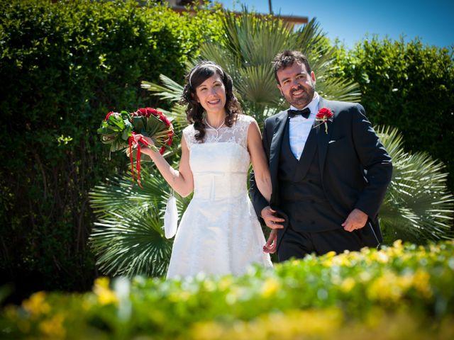 le nozze di Tania e Gianfranco