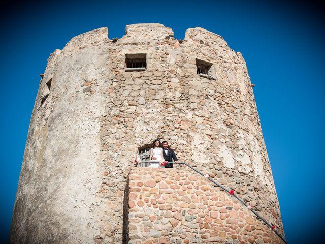 Il matrimonio di Gianfranco e Tania a Bari Sardo, Nuoro 12