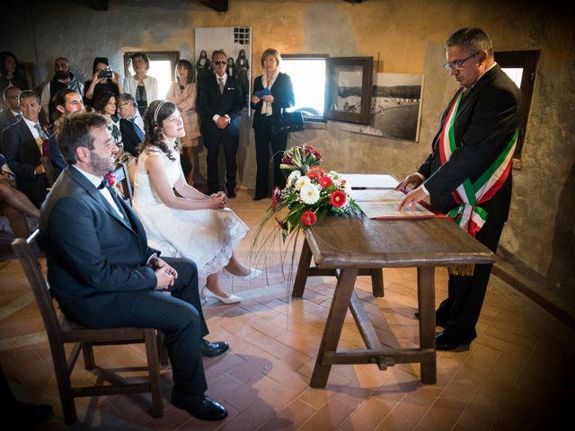 Il matrimonio di Gianfranco e Tania a Bari Sardo, Nuoro 14