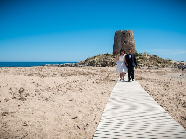 Il matrimonio di Gianfranco e Tania a Bari Sardo, Nuoro 20