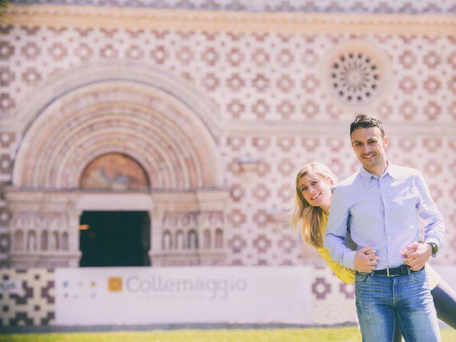 Il matrimonio di Marco e Simona a L'Aquila, L'Aquila 5